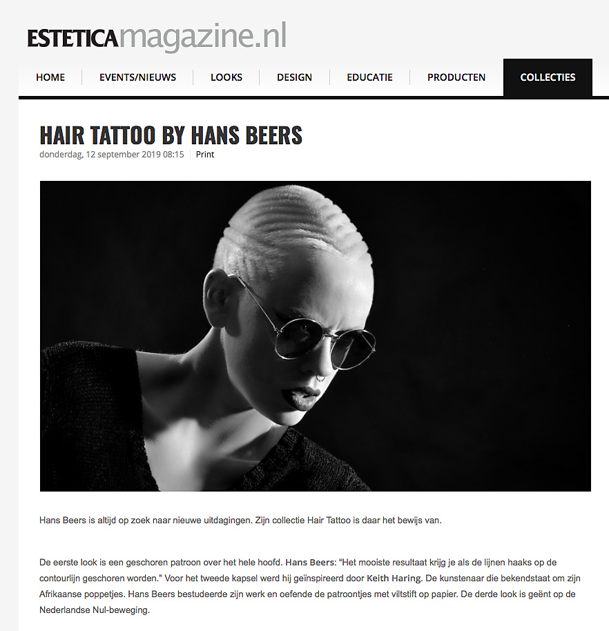 Estetica Nl Hairtattoo #1